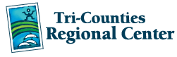 Tri Counties Regional Center's Logo